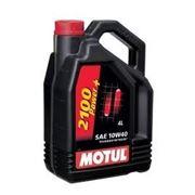Моторное масло MOTUL 2100 Power+ 4л.полусинтетика фото