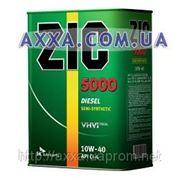 Полусинтетические масла 5000 10W-40, 4л фото