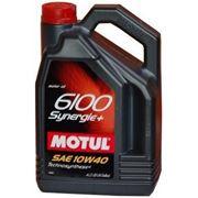 Motul 6100 Synergie+ SAE 10W-40 5л фото