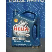 Моторное масло Shell Helix фото