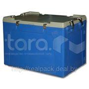 Изотермический контейнер объемом 220 литров фото