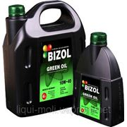 Масло моторное BIZOL SAE 10W-40 Green Oil фото