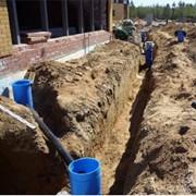 Проектирование ливневой канализации на выгодных для заказчика условияx фото
