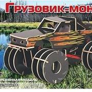 "Сборная модель МДИ ""Грузовик-Монстр"" П137с фото"