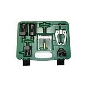 Набор съемников для демонтажа поводков стеклоочистителей, 6 предметов, пластиковый кейс, AB010040, Jonnesway фото