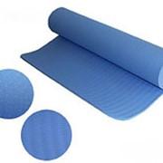 Коврик для йоги, однослойный GLT Fitness TPE фото