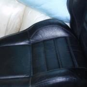 Защита кожаных сидений от загрязнений и окрашивания фото