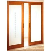 Перегородки дверные(межкомнатные) фото