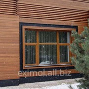 Деревянные фасады фото