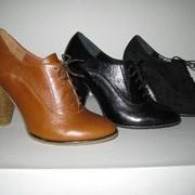 Обувь осенняя фото