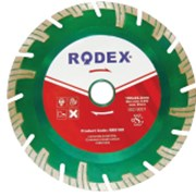 Диск алмазный RODEX 125 фото