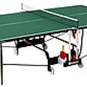 Стол теннисный всепогодный Sponeta Спонета S1-72еЗеленый/S1-73еСиний фото