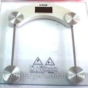 Весы напольные электронные А-плюс (до 150 кг) фото