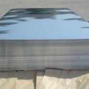 Лист нержавеющий AISI. Размер: 1000х2000х0,5 мм. фото