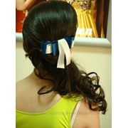 Святкова укладка Салон-перукарня «Доміно» Львiв (Сихів) фото