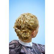 Плетение кос от мастера Алены фото