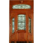 Изготовление стеклянных дверей фото