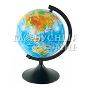 Глобус физический диаметр 210 мм фото