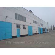 Аренда складов, помещений под производство в Борисполе. фото