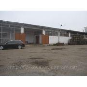 Аренда склада Кривой Рог 2200 м кв. фото