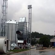 Зерносушилки порционные, тип PGOw (на жидком топливе с теплообменником) фото