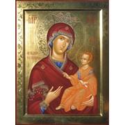 Икона Пресвятой Богородицы Избавительница фото