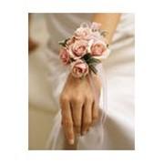 Цветы для подружек невесты (на руку) фото