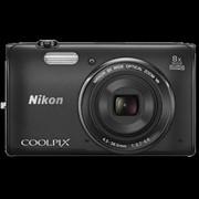 Фотоаппарат Nikon Coolpix S5300 черная фото