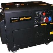 Дизельная электростанция-ITC Power DG6000SE auto фото