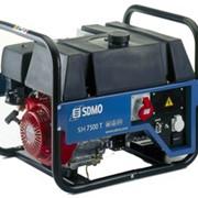 Портативная электростанция SDMO Technic SH 7500TS фото