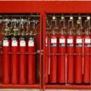Установки и Системы пожаротушения тонкорозпыленной водой фото