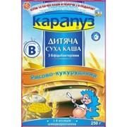Каша Карапуз рисово-кукурузная с бифидобактериями фото