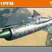 ИСТРЕБИТЕЛЬ МИГ-21 ПФМ, PROFIPACK фото