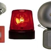 Система пожарной сигнализации. фото