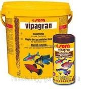 Корм для рыб Sera Vipagran 10л фото