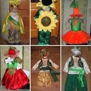 Прокат костюмов праздничных, для детей, костюм подсолнух фото