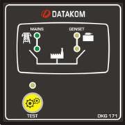 DATAKOM DKG-171 Контроллер автоматического ввода резерва (АВР) фото