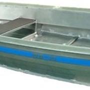 Алюминиевый катер WellBoat-36 фото