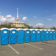 "Аренда туалетных кабин - ""Биоэкосистемы"" фото"