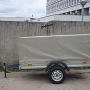 Прицепы к легковым автомобилям Svz 125.300.50 фото