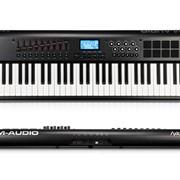 MIDI-клавиатура M-Audio Axiom 61 MKII фото
