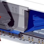 Электромеханические гибочные станки с поворотной балкой фото
