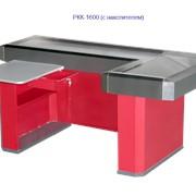 Расчетно-кассовая кабина РКК-1600 (с накопителем) фото