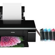 Аренда цветного принтера Epson с СНПЧ фото