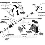 Расходные материалы и запчасти для дробеметных установок фото
