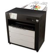 Широкоформатный копир принтер сканер KIP 7800 полноцветного и черно-белого копирования, печати и сканирования фото