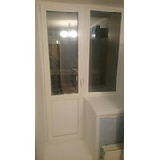 Монтаж балконного блока под ключ фото