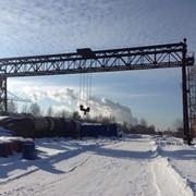 Услуги железнодорожного тупика собственный ЕЛС фото