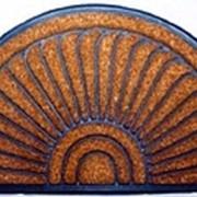 Коврики из кокосового волокна для прихожей фото