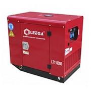 Бензогенератор LEEGA LT11000S-3 фото